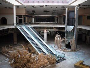 ABD'de alışveriş merkezleri tarihe karışıyor