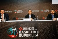 Tahincioğlu Basketbol Süper Ligi'nin isim sponsoru oldu