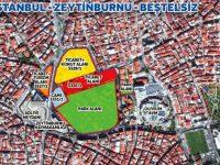 Zeytinburnu Beştelsiz arsa ihalesi iptal edildi