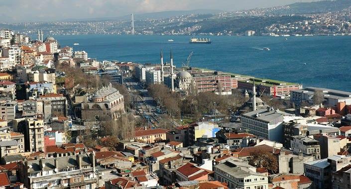 İstanbul'da en iyi geri dönüş Beyoğlu'ndan geldi