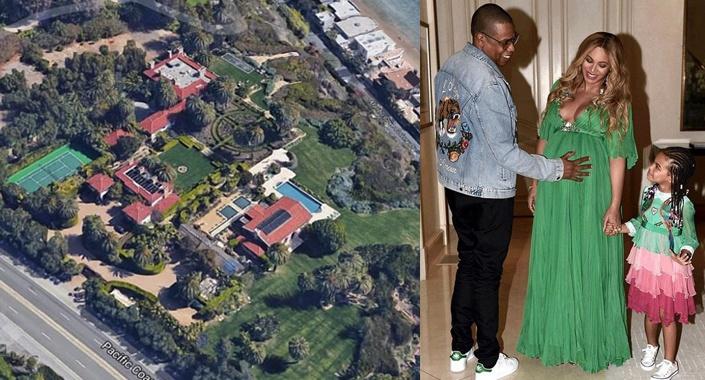 Beyonce, Malibu'da 400 bin dolara ev kiraladı