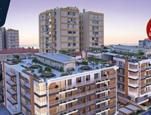 Bivalvia Residences fiyatları 900 bin TL'den başlıyor