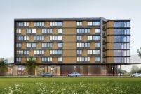 Borncity Residence İzmir Bornova'da yükseliyor