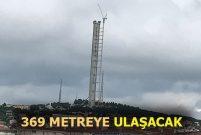 Çamlıca Kulesi'nin inşaatı bu yıl bitecek, 2.si de yapılacak