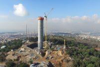 Çamlıca Verici Kulesi Ramazan Bayramı'ndan önce açılacak