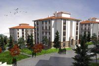 TOKİ Dinar'a 800 konut inşa edecek