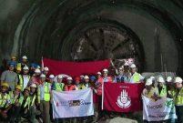 Dudullu-Bostancı Metrosu'nda çalışmalar tam gaz sürüyor