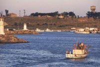 Araplar Edirne Enez'e yat limanı kuruyor