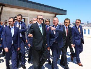 Cumhurbaşkanı Erdoğan'ın okuduğu okul yeniden açılıyor