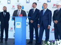 ESTA'nın Rusya'da inşa edeceği havalimanının temeli atıldı