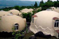 Japonlar 2 saat içinde 300 yıl dayanan ev yaptı