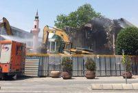 Fatih Evlendirme Dairesi yıkıldı