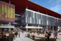 Yeni Göztepe Stadı'nın ihalesi yapıldı