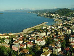 Giresun Gedikkaya'da belediye arsa satıyor
