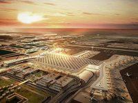 Yeni Havalimanı'na 330 bin metrekarelik seramik üretimi