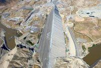 Ilısu Barajı ve Hes'in yüzde 96'sı tamamlandı