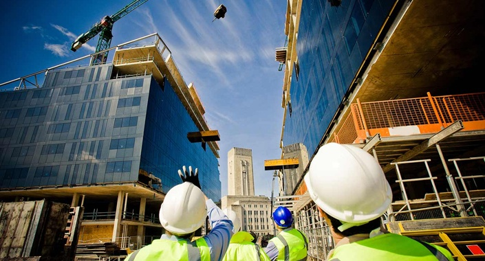 İnşaat sektörüne güven Haziran'da yüzde 0,4 oranında arttı