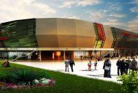 İzmir Karşıyaka Stadyumu'nun ihalesi yapıldı