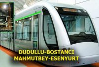İBB İki metro hattına 120 vagon alacak