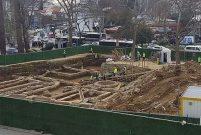 Beşiktaş-Mecidiyeköy metro inşaatından tarih çıktı