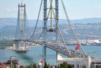 Osmangazi Köprüsü'nden 13 ayda 7 milyon 662 bin araç geçti