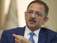 Bakan Özhaseki: Kentsel dönüşümü fırsata dönüştürebiliriz