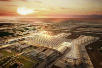 İstanbul Yeni Havalimanı'na 54 km'lik güvenlik çemberi