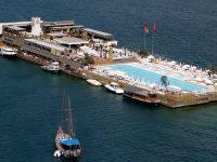 Galatasaray Adası'na cami yapılmayacak