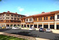 TOKİ Van Erciş'e 407 dükkan ve 48 ofis inşa ediyor
