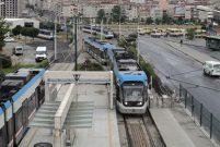 Zeytinburnu tramvayı yer altına alınıyor