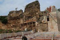 Bursa'daki Zindan Kapı'nın restorasyonu bitmek üzere