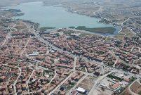 Ankara Gölbaşı'nda ticaret alanı imarlı satılık arsa