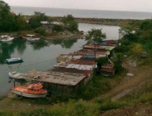 Rize Derepazarı'na balıkçı barınağı yapılıyor