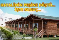 Arif Doğru, Tofaş'ta mühendisliği bırakıp tatil köyü kurdu