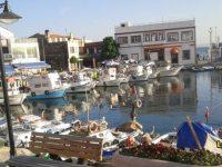 Lapseki'deki balıkçı barınağına yat limanı eklenecek