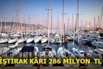 Milta Bodrum Marina 105 milyon dolara el değiştirdi