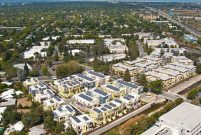 Facebook Palo Alto'da 1500 konut yapacak