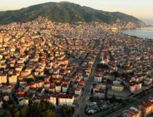Ordu Büyükşehir'den 33 milyon TL'ye satılık arsa