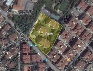 TCDD, Üsküdar Altunizade dubleks ev satacak