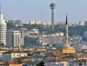 Ankara Büyükşehir'den satılık 5 arsa