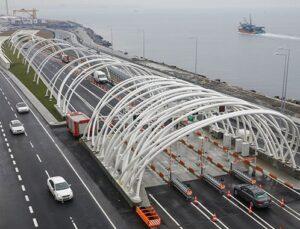 Avrasya Tüneli'ne Kore'den 'Yılın Yapısı' ödülü