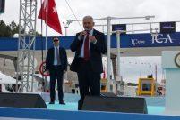 Paşaköy-TEM Kurtköy bağlantı yolu açıldı