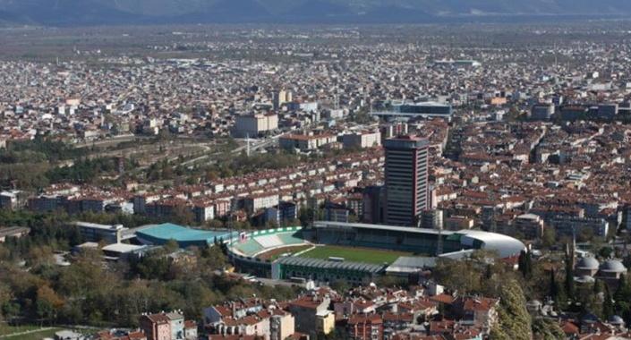 Bursa Büyükşehir'den 56,2 milyon TL'ye satılık 4 arsa