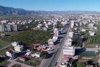 Antalya Döşemealtı'nda satılık 7 konut imarlı arsa