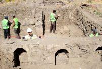 Elazığ'da 450 yıllık mahalle gün yüzüne çıkarılıyor