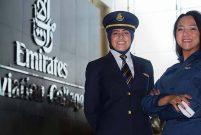 Emirates, havacılık sektöründe kadınları destekliyor