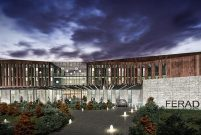 Wyndham Feradis Resort, dağ oteli olacak
