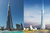 Ortadoğu ülkeleri en yüksek bina rekoru için yarışıyor