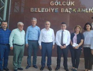 TOKİ Başkanı Turan, Gölcük'te incelemelerde bulundu