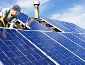 Binalara güneş paneli için yapı ruhsatı şartı kalktı